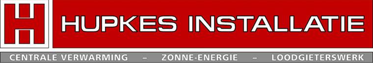 Hupkes Installatie Logo